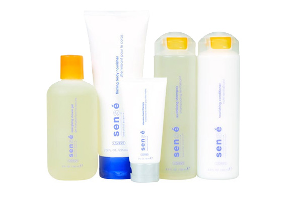 USANA Sensé Hair and Body Pack image